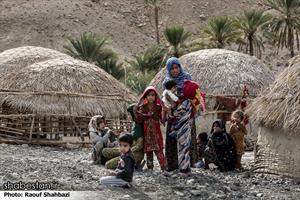 وضعیت نامناسب زندگی مردم در مناطق محروم جنوب استان کرمان