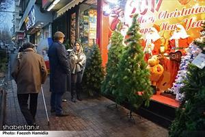 آخرین روزهای سال میلادی در تهران