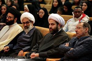 آیین اختتامیه پنجمین دوسالانه تذهیب های قرآنی در مشهد