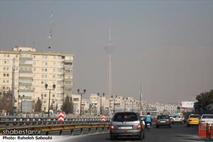 تهران بار دیگر در دود