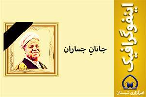 اینفوگرافیک / زندگی نامه آیت الله هاشمی رفسنجانی
