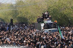 مراسم تشییع پیکر آیت الله هاشمی رفسنجانی (۳)