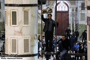 مراسم تشییع و تدفین پیکر آیت الله هاشمی رفسنجانی در حرم امام خمینی (ره)۹