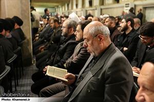 مراسم بزرگداشت حجتالاسلام والمسلمین هاشمی رفسنجانی در حسینیه امام خمینی (ره)