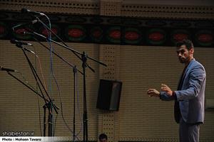 مرحله رقابتی چهارمین جشنواره سرود رضوی کانون های روستایی