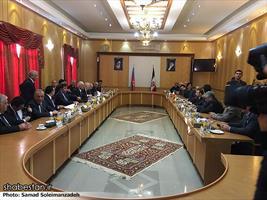 سفر وزير اقتصاد آذربايجان به اردبيل