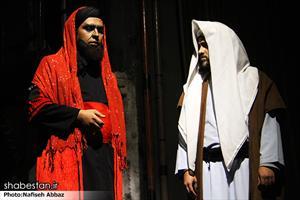 نمایش حرامیان در احرام