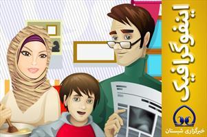 اینفوگرافیک / بیشتر خانواده های ایرانی، چند نفره هستند؟