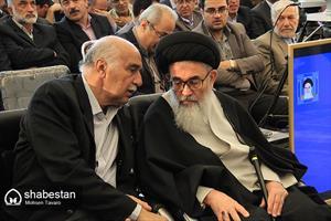 مراسم افتتاح بیمارستان پیوند اعضای بوعلی سینای شیراز با حضور رئیس جمهور