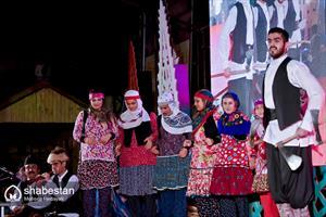 آیین اختتامیه چهاردهمین جشنواره سراسری تئاتر بومی تیرنگ در مازندران