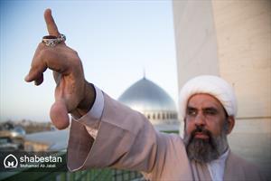 استهلال ماه مبارک رمضان در قم