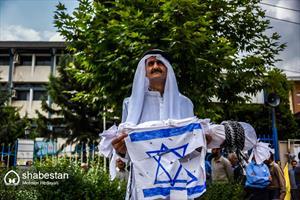 راهپیمایی روز جهانی قدس در ساری