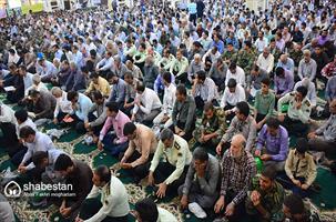 راهپیمایی روز قدس در بوشهر