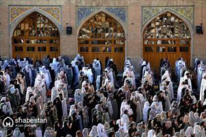 اقامه نماز عید فطر در قزوین