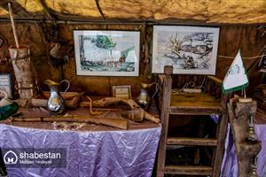 آئین افتتاحیه کشوری اوقات فراغت در روستای کارمزد سوادکوه