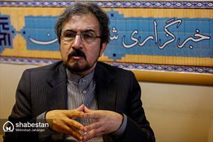 حضور سخنگوی وزارت امور خارجه در خبرگزاری شبستان