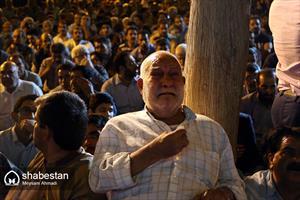 جشن زیر سایه خورشید با حضور خدام حرم رضوی در کرمان