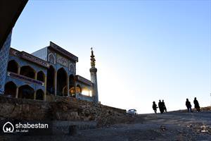 امام زاده حسن (ع) یکی از امامزاده های شاخص منطقه اسلام آباد غرب