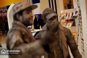 هفتمین روز از بیست و سومین نمایشگاه مطبوعات و خبرگزاریها