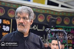 عبدالرضا احمدی باغکی، پیشکسوت نوحه خوانی کوی شکری بندر بوشهر