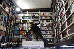 کتابگردی در روز کتابفروشی ها