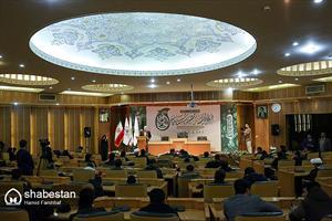 افتتاحیه دوازدهمین جشنواره قرآنی مدهامتان در مشهد