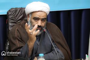 نشست خبری رییس دفتر تبلیغات اسلامی