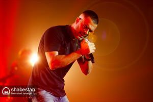 کنسرت سیروان خسروی در جشنواره موسیقی فجر