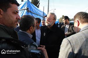 افتتاح ایستگاه «جانبازان» متروی شیراز با حضور رئیس مجلس شورای اسلامی