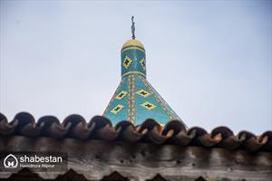 مقبره شیخ زاهد گیلانی در لاهیجان