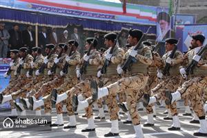 آئین بزرگداشت روز ارتش در خراسان شمالی