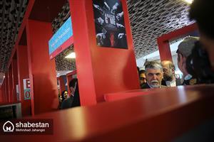 بازدید وزیر فرهنگ و ارشاد اسلامی از جشنواره جهانی فیلم فجر