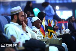 اولین روز مسابقات بین المللی قرآن کریم