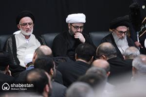 وداع مردم شیراز با پیکر نماینده ولی فقیه در فارس