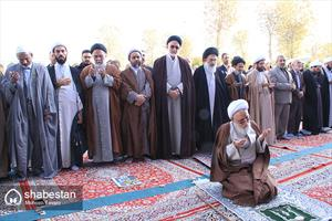 ۱۰ سال حضور آیت الله ایمانی در شیراز