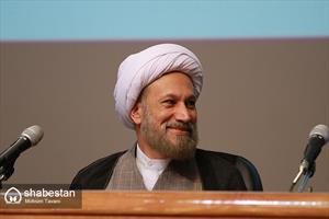 حجت الاسلام دژکام، امام جمعه جدید شیراز در جلسه شورای اداری استان فارس