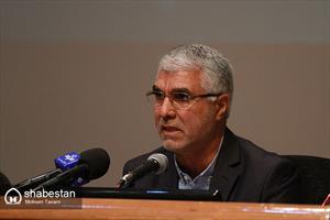 مهندس اسماعیل تبادار، استاندار فارس در جلسه شورای اداری استان فارس