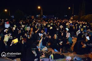مراسم احیای شب نوزدهم ماه رمضان در بیرجند