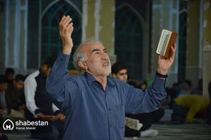 مراسم احیای شب نوزدهم ماه رمضان در خرم آباد