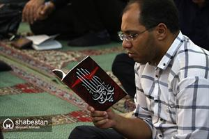 احیای شب بیست و یکم ماه مبارک رمضان در کرمان