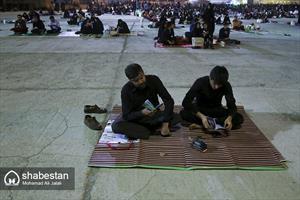 احیای شب بیست وسوم ماه مبارک رمضان درمسجد جمکران
