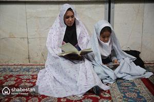 مراسم احیای بیست و سوم ماه رمضان در حرم مطهر رضوی