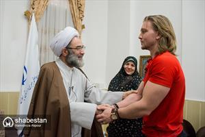 تشرف جوان مسیحی به دین اسلام در رشت