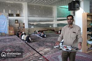 طعم خوب مسجد داشتن