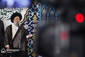 نماز عید سعید فطر در اهواز - آیت الله سید محمدعلی موسوی جزایری