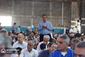 نماز عید سعید فطر در اهواز