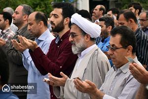 نماز عید فطر در رشت