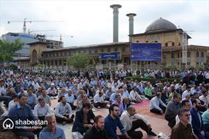 اقامه نماز عید فطر دراستانها