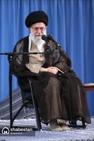 دیدار نمایندگان و کارکنان مجلس شورای اسلامی با رهبر انقلاب