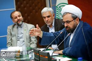 نشست فصلی روسای شوراهای هیئتهای مذهبی استان